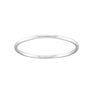 Thin – Toe Ring – Sterling Silver