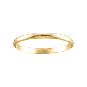 Classic – Toe Ring – Gold Filled