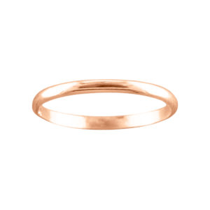 Classic – Thumb Ring – Rose Gold Filled
