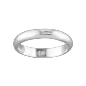 Medium Classic – Toe Ring – Sterling Silver