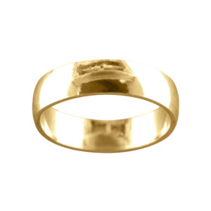 Bold Classic – Toe Ring – Gold Filled