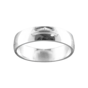 Bold Classic – Toe Ring – Sterling Silver