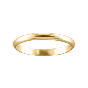 Classic 2mm – Toe Ring – Gold Filled