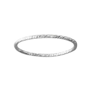 Glitter – Thumb Ring – Sterling Silver