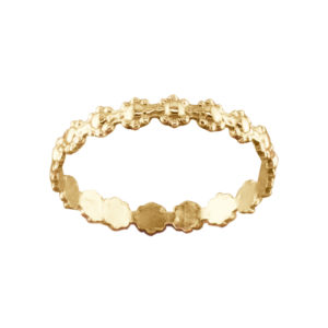 Blossom – Toe Ring – Gold Filled
