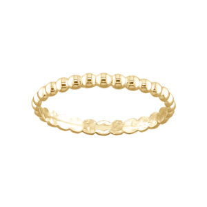 Bead – Thumb Ring – Gold Filled