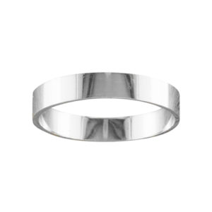 3mm Flat – Toe Ring – Sterling Silver
