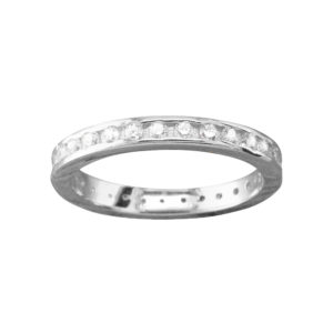 Dazzler – Toe Ring – Sterling Silver
