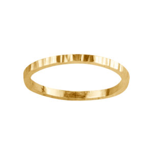 Shimmer – Thumb Ring – Gold Filled