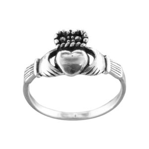 Claddagh – Toe Ring – Sterling Silver